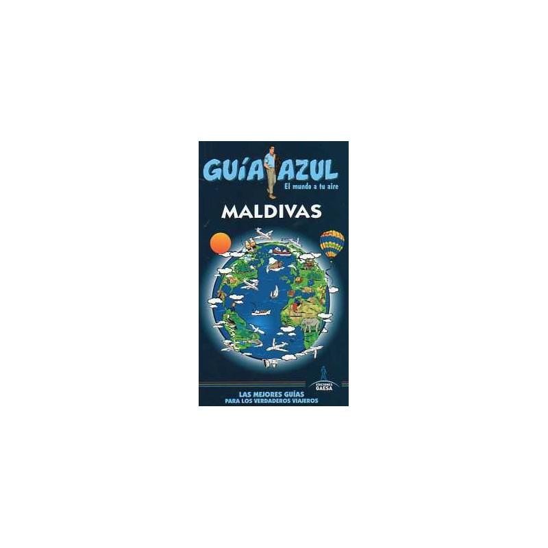 Guía Azul Maldivas edición 2013