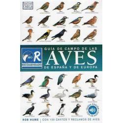 Guía de campo de las aves de España y de Europa