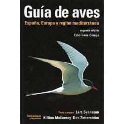 Guía de aves .Europa y región mediterránea