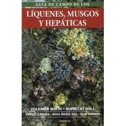 líquenes,musgos y hepáticas