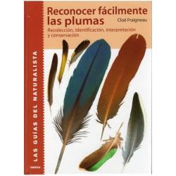 Reconocer fácilmente las plumas