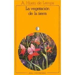 La vegetación de la tierra