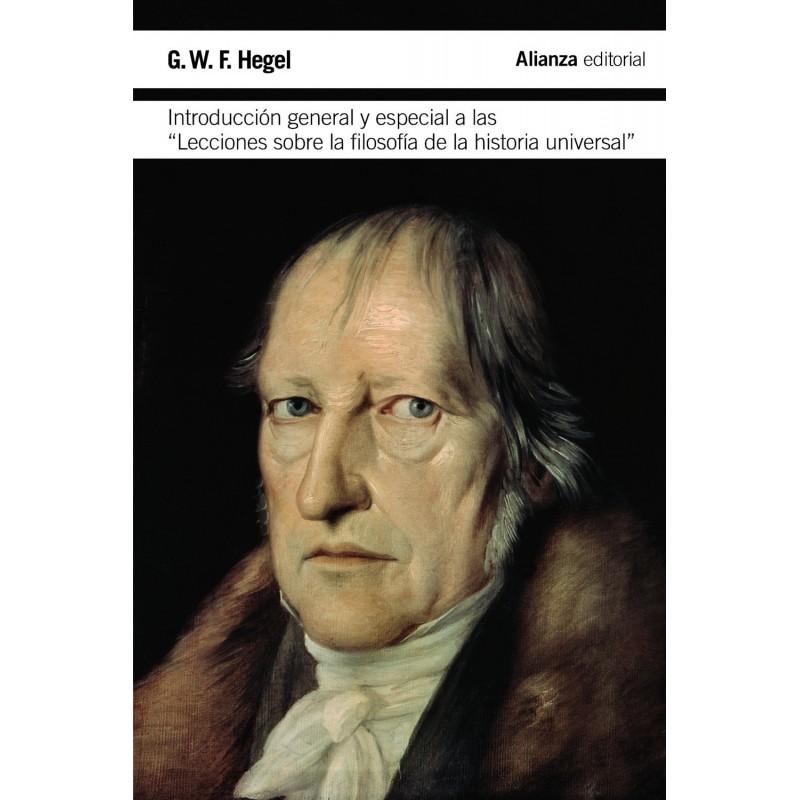 """Introducción """" Lecciones sobre la filosofía de la historia universal """""""