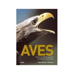 Aves , Guía ilustrada de España y Europa