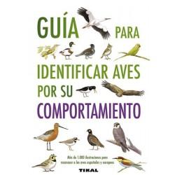 Guía para identificar aves por su comportamiento