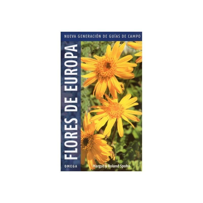 Guia de campo de flores de Europa