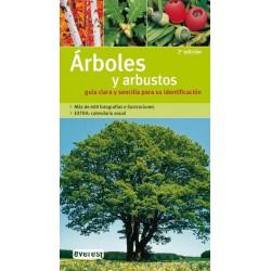 Árboles y arbustos. Guía clara y sencilla para su identificación