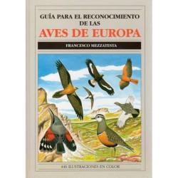 Guía para el reconocimiento de las aves de Europa