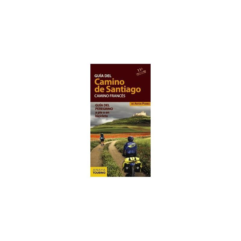 Guía del Camino de Santiago. Camino Francés edición 2014