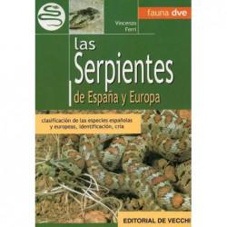 Las serpientes de España y Europa