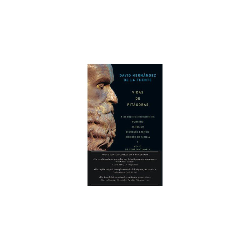 Vidas de Pitágoras 2ª edición