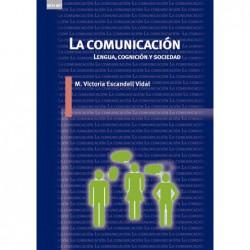 La comunicación .Lengua, cognición y sociedad
