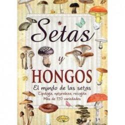 Setas y hongos .Tipología ,naturaleza y recogida