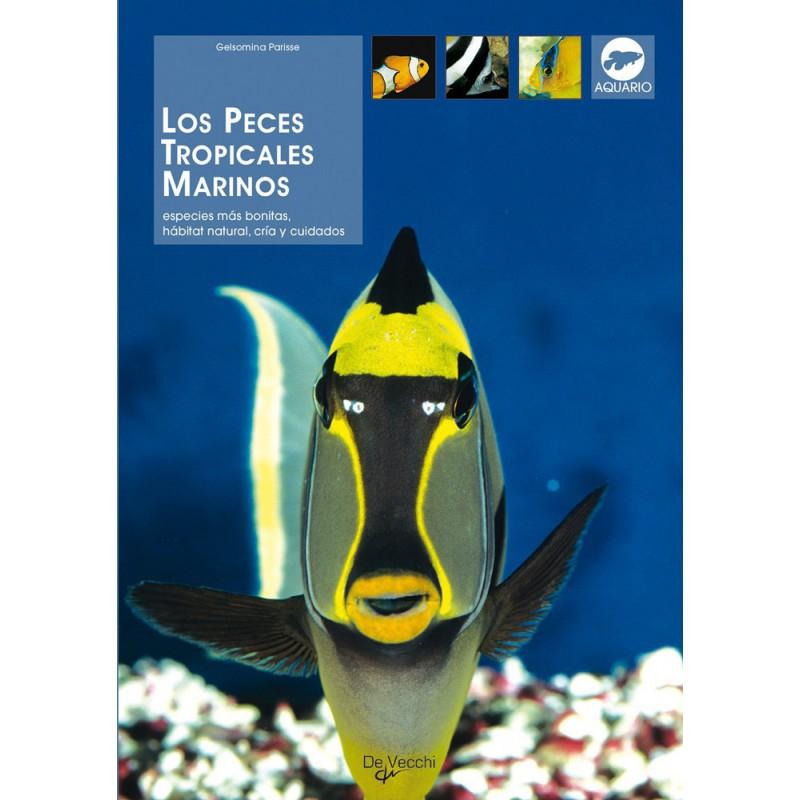 Los peces tropicales marinos