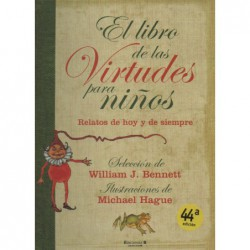 El libro de las virtudes para niños