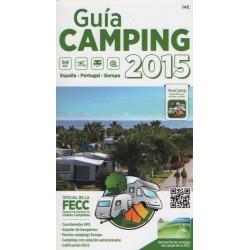 Guía de camping 2015