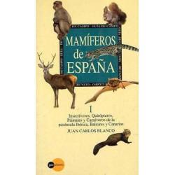 Mamíferos de España Tomo I