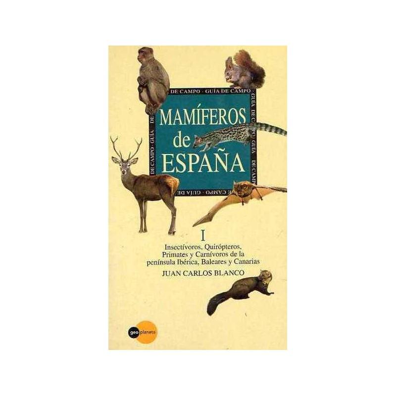 Mamíferos de España Tomo II