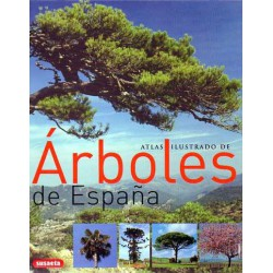 Atlas ilustrado de árboles de España