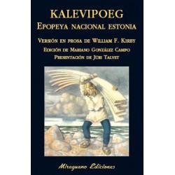 Kalevipoeg. Epopeya nacional estonia