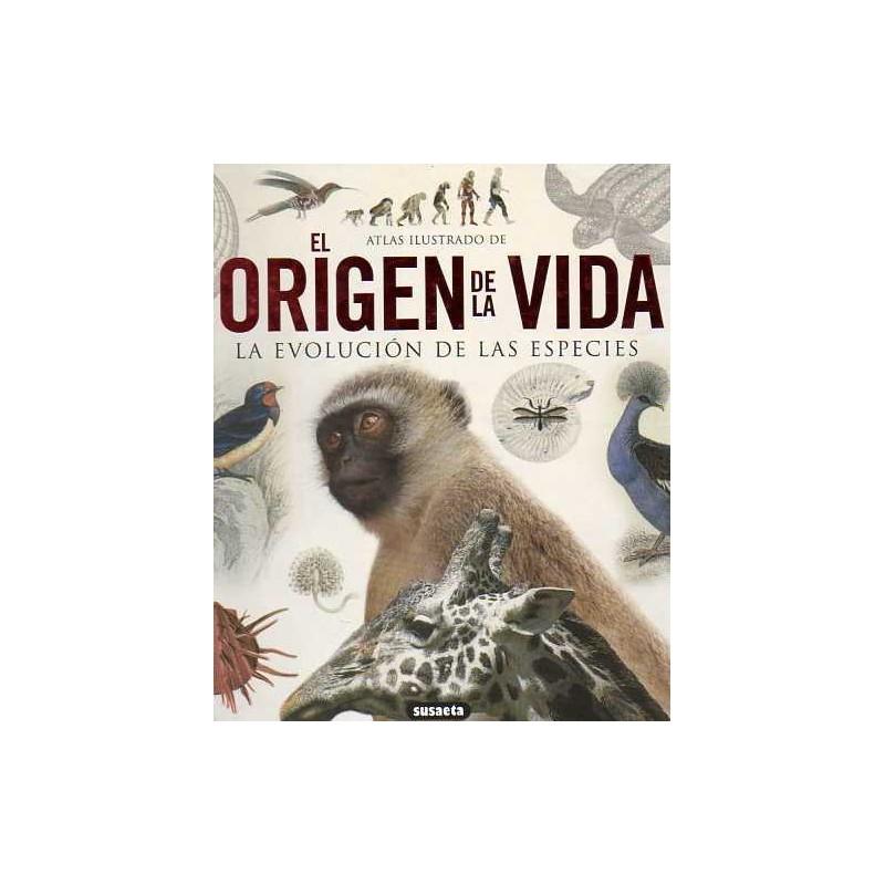 Atlas ilustrado de origen de la vida, la evoluc ión de las especies