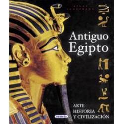 Atlas ilustrado del antiguo Egipto