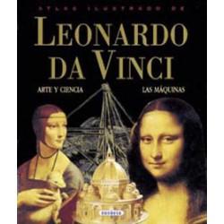 Atlas ilustrado de Leonardo Da Vinci