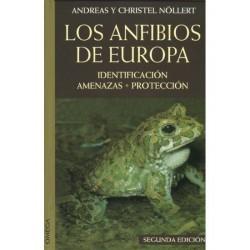 Los anfibios de Europa