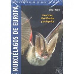 Guía de campo de los murciélagos de Europa