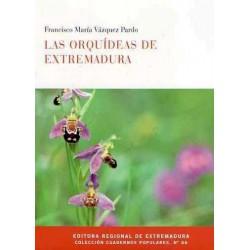 Las orquídeas de Extremadura