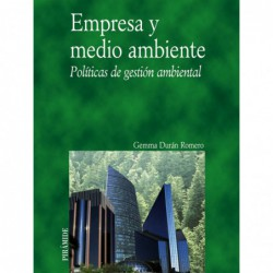 Empresa y medio ambiente . Políticas de gestión ambiental
