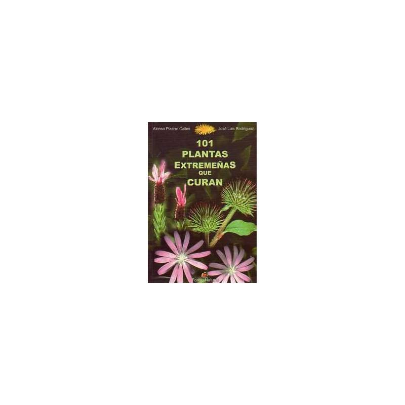 101 Plantas extremeñas que curan