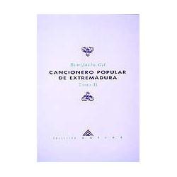 Cancionero popular de Extremadura
