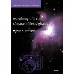 Astrofotografía con cámaras réflex digitales