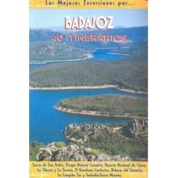 Badajoz 40 itinerarios
