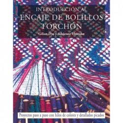 Introducción al encaje de bolillos Torchón