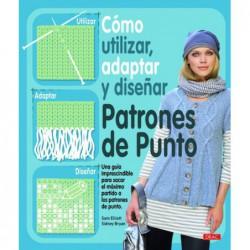 adaptar y diseñar patrones de punto