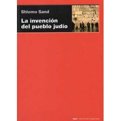 La invención del pueblo judío