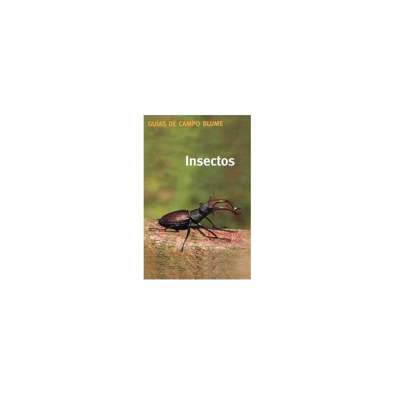 Guía Campo Insectos