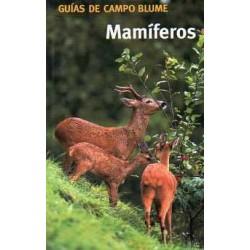 Guía Campo Mamíferos