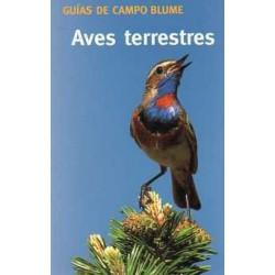 Guía Campo Aves terrestres