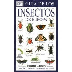 Guía de los insectos de Europa