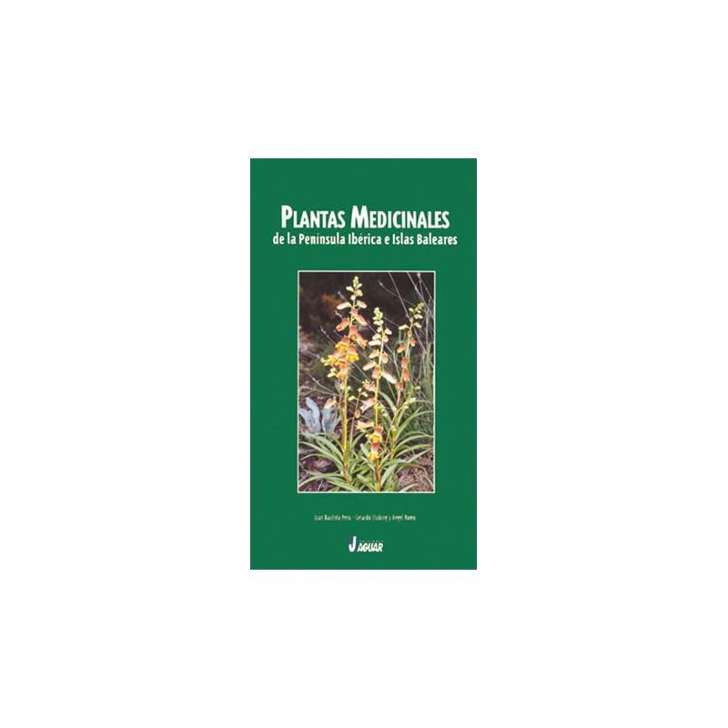 Plantas medicinales de la Península Ibérica e Islas Baleares