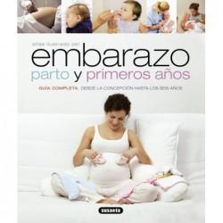 Atlas Ilustrado del embarazo ,parto y primeros años