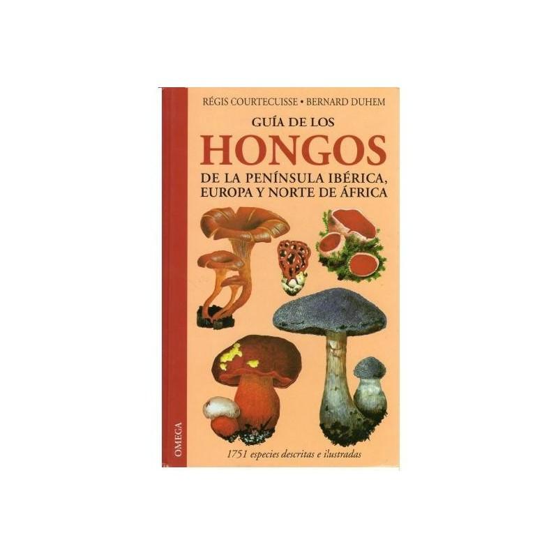 Guía de hongos de la Península Ibérica , Europa y norte de África