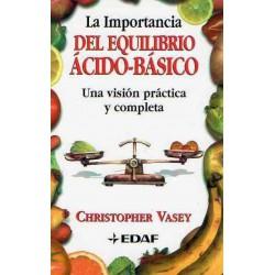 equilibrio ácido-básico