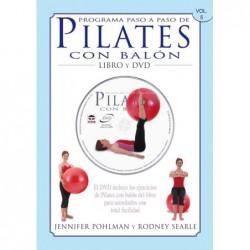 Pilates con balón  DVD