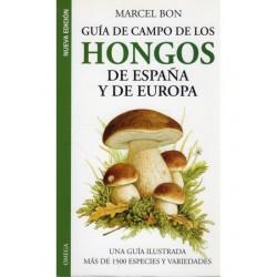 Setas y hongos de Europa