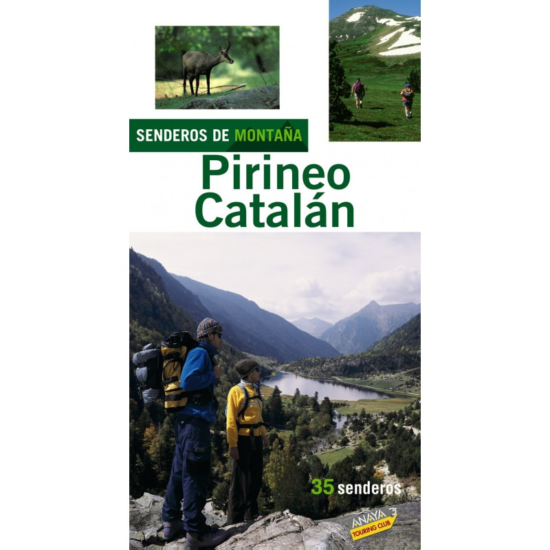 Pirineo Catalán .Senderos de Montaña