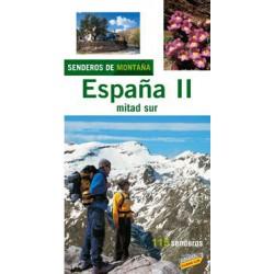 España II, mitad sur .